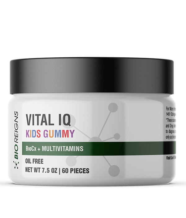 Vital IQ Kids Gummies