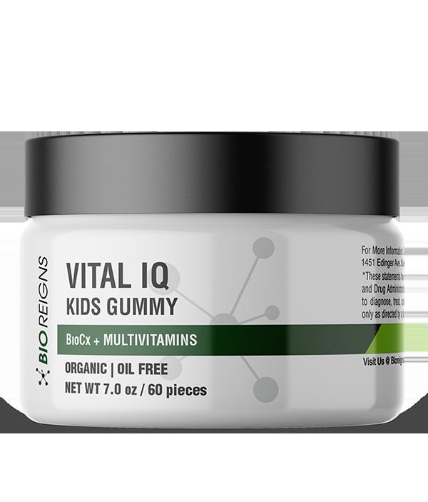 Vital IQ Kids Organic Gummies